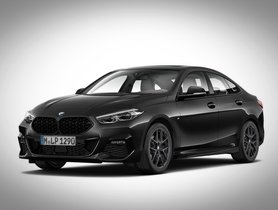 BMW 2 Series Gran Coupe Black Shadow Launched At Rs 42.30 Lakh