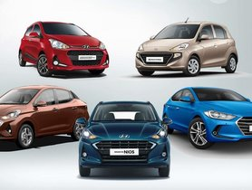 Discounts & Offers on Hyundai Cars in December 2020 - Santro to Elantra