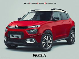 Hyundai Venue/Kia Sonet Rival From Citroen Imagined Digitally