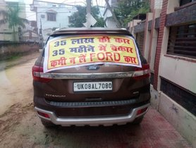 Ford Endeavour Owner FRUSTRATED With Service Centre- Says Rs 35 Lakh Car Worthless In 35 Months