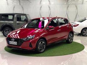This New Hyundai i20 Gets Ceramics Coat
