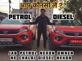 BS6 Tata Nexon Petrol Owner REVIEWS Diesel Model