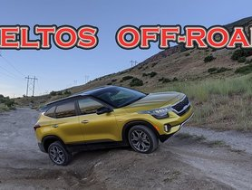 Check Out Kia Seltos AWD Model in Off-Road Review – Video