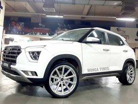 This Hyundai Creta has Bigger Wheels Than Toyota Fortuner