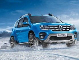 Discounts Worth Upto Rs 70,000 on Kwid, Triber and Duster