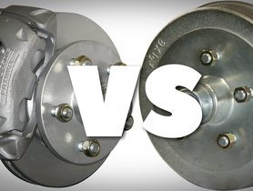 Disc Brakes Vs Drum Brakes - Which are better?