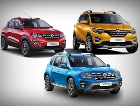 Renault Offers & Discounts December 2020 - Duster to Triber