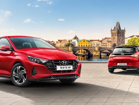 Starry Night & Fiery Red Are Most Sold Colours Of New Hyundai i20