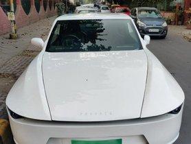Pravaig Extinction (Desi Tesla) Electric Car Spotted On Public Roads For First Time