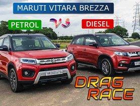 Maruti Vitara Brezza Diesel to RELAUNCH With Bigger, More Powerful Engine