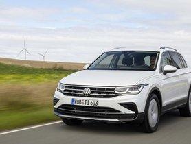 Volkswagen Tiguan eHybrid Launched Overseas