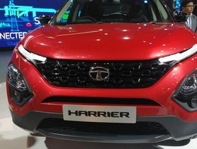 Tata Harrier BS6 Automatic Launched At Auto Expo 2020 - Range starts at Rs 13.69 Lakh