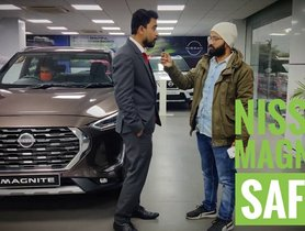 Nissan Magnite Does Not Compromise On Safety – Nissan Dealership