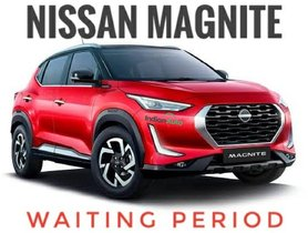 Nissan Magnite Variant-Wise Waiting Period - FULL DETAILS