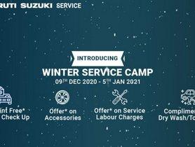 Maruti Suzuki Launches Winter Service Campaign
