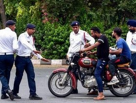 New Challan Rates 2019 Day 1 Report - 3900 Challans Issued By Delhi Police