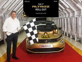 Tata Altroz To Unveil On December 3, Bookings To Begin From December 4 2019