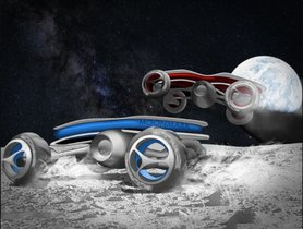Elon Musk Signs Ferrari Designer to Race Remote-controlled Cars on Moon Next Year