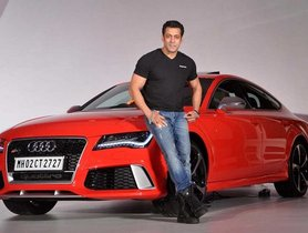 [Celebrity Cars Collection] All about Salman Khan's luxurious cars collection