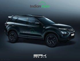 Upcoming 7-seater Tata SUVs in India - Gravitas and Hexa