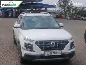 Hyundai Venue Turbo-CNG Performs Seamlessly On Baroda-Goa Expressway