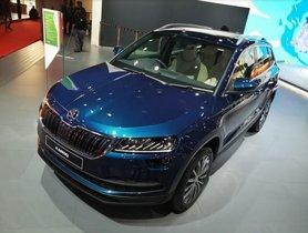 Skoda Karoq Makes India Debut at Auto Expo 2020, Launch In April