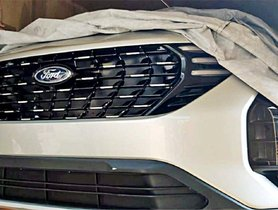 2021 Ford EcoSport to Have Front Camera?