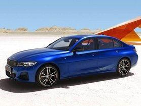 BMW 3 Series Gran Limousine India Launch On January 21