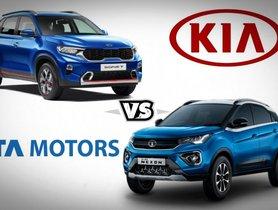 Kia Sonet Vs Tata Nexon Comparison: Which One Suits You Better?
