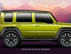 New Render Of Maruti Jimny 5-Door Shows What It May Look Like Upon Launch