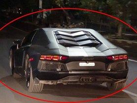 This Lamborghini Aventador Was Once a Honda Civic – VIDEO
