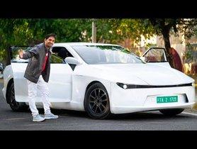 Watch Pravaig Founder Driving Indian Alternative to Tesla
