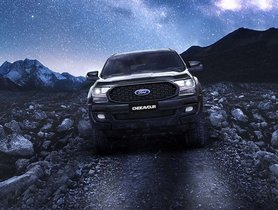 Ford Endeavour Loses Features as New Toyota Fortuner Launch Nears