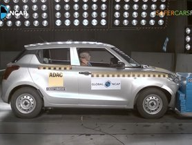 2-Star Global NCAP Safety Rating Cars in India
