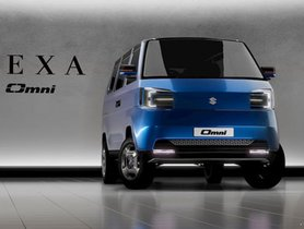 This Maruti Omni EV Concept is 21st Century Ready in Every Manner