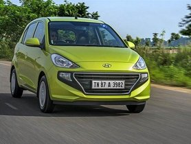 New Hyundai Santro's Sales Surpass That Of The Kwid, Celerio And Tiago In April 2019