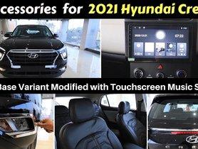 New-gen Hyundai Creta Accessories Detailed with Prices in Video