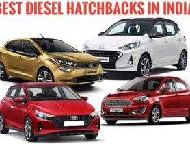 Best Diesel Hatchback Cars in India – Tata Altroz to Ford Figo