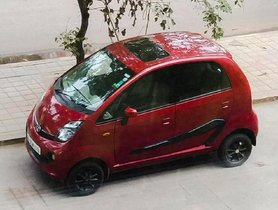 This Modified Tata Nano Gets Aftermarket Sunroof – Check Here