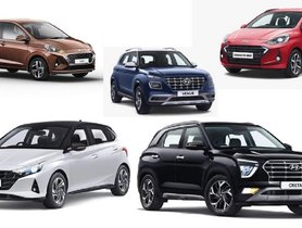 Diesel-powered Hyundai Cars with Best Mileage - Aura to Creta