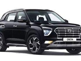 Hyundai Creta, Venue, & Tucson Collectively Register Sales of Over 1.8 Lakh Units