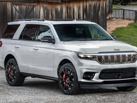 Upcoming Jeep Compass 7-seater Rendered, Gets Extra Length & New Face