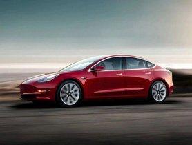 Upcoming Electric Cars in India in 2021 - Tesla Model 3 to 2021 Hyundai Kona EV