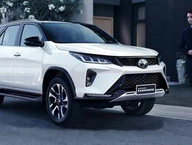 New Toyota Fortuner Facelift Launched at Rs 29.98 lakh