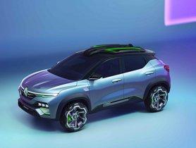 Renault Kiger To Make Global Debut On January 28, 2021