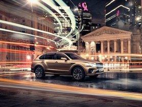 Bentley Bentayga Hybrid Revealed, Bentley's Electrification Plan Begins
