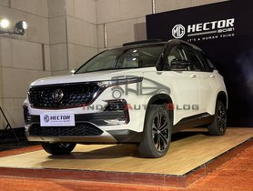 2021 MG Hector Launched, Seven-Seater Hector Plus Added To The Range