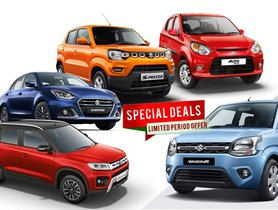 Maruti Suzuki Offers & Discounts in January 2021