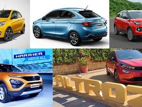 2020 Tata Nexon Becomes Top-selling Tata Car Last Month