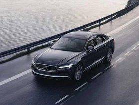 New Volvo S90 And V90 Revealed With Mild-Hybrid Technology